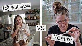 INSTAGRAM vs. REALITY | Zero Waste Swap Edition