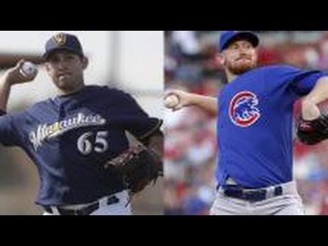 Milwaukee Brewers vs Chicago Cubs | Full Game Highlights