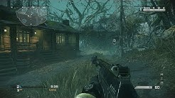 Call of Duty: Ghosts - FOG GAMEPLAY! Scary Michael Myers Map (Multiplayer Onslaught DLC Map Pack)