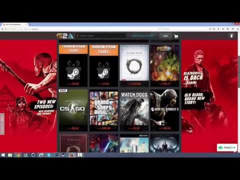 Make Money From G2a Steam Cd Keys And Games For Free