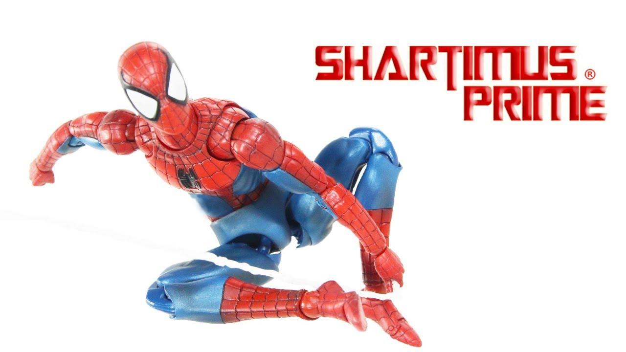 "Amazing Comic Version 6/"" Spider-Man Toys Action Figure Medicom 075 Marvel Toys"