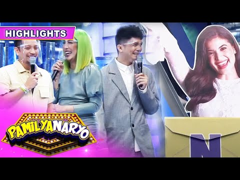 Vice, Vhong and Jhong gush over Anne's beautiful baby | It's Showtime Pamilyanaryo
