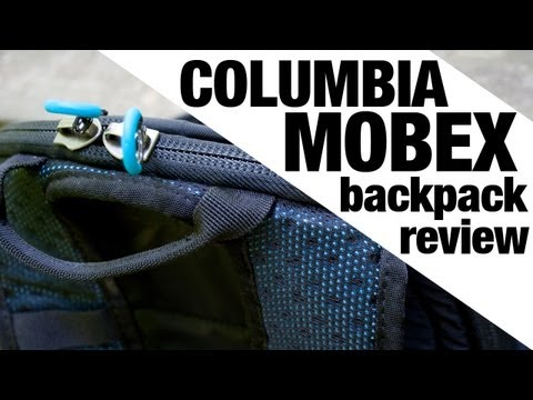 EXCLUSIVE: Columbia Titanium Mobex Backpack REVIEW