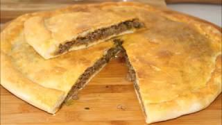 Malatya usulü kıymalı Kömbe tarifi, el acması Kıymalı Tepsi Böreği,  Nurmutfagi NurGüL