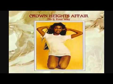 Crown Heights Affair – Do It Your Way LP 1976