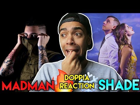 MADMAN - TRAPANO//SHADE - IRRAGGIUNGIBILE feat Federica (doppia reaction)