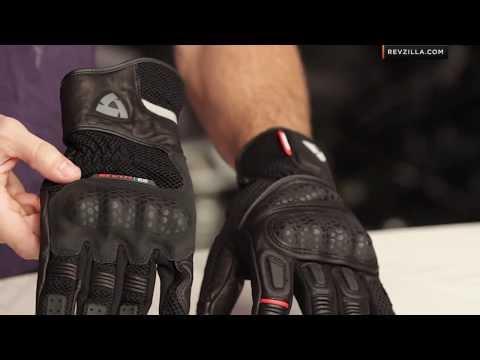 【柏霖動機 台中門市】 荷蘭REVIT 夏季手套  透氣 短版 手套 觸控手 FGS087 Gloves Dirt 2