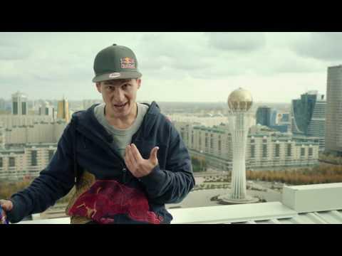 Astana Story Kazakhstan Freerunning - Ryan Doyle