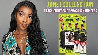 Baixar Best Affordable Bundles | Janet Collection 1 Pack Solution of Brazilian Bundles Natural Temple