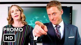 "Powerless (NBC) ""Batman's Cousin"" Promo HD - Vanessa Hudgens comedy series"