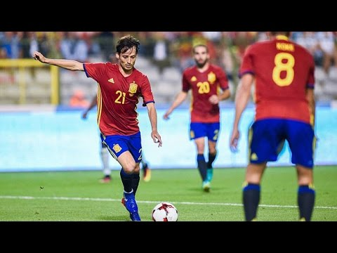 David Silva v Belgium  (1/9/2016) (Individual Performance)