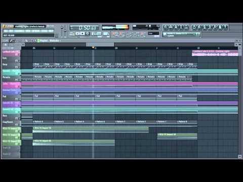 Laidback Luke & D.O.D - Flashing Lights (Owltech Remake) [FREE FLP]