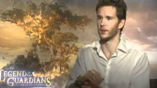 "Ryan Kwanten Talks About ""Legend of the Guardians: The Owls of Ga'Hoole"""