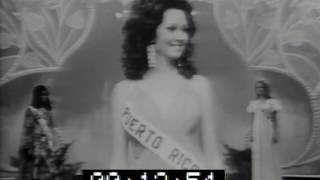 1971 Miss Universe: Evening Gown (part 1)