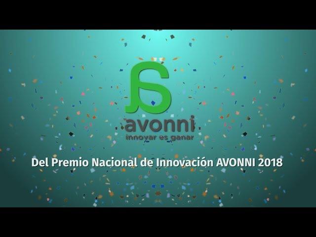 CGNA finalista del Premio AVONNI 2018