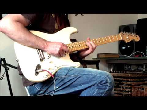 2012 Fender American Standard Stratocaster + Fender Vibro King
