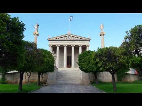 Academy of Athens, Greece August 2016