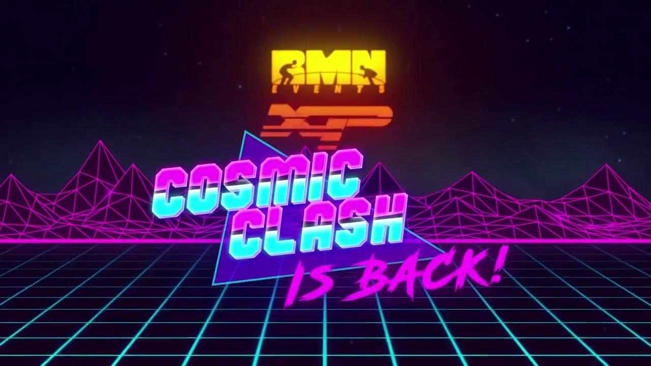 Download Cosmic Clash - Blacklight Wrestling™