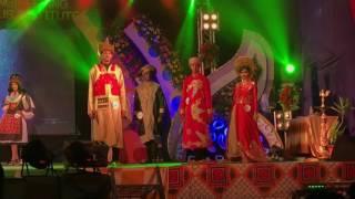 panache fashion show 2k17 dkte