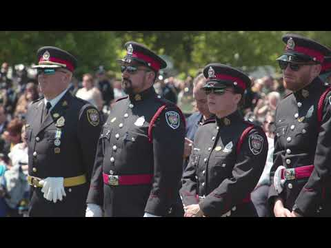 President Trump Speaks at the 38th National Peace Officers' Memorial