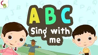 Скачать ABC Song Alphabet Song With Lyrics Learning Songs By Team Berries Cuddle Berries Kids Songs