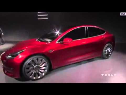 Tesla- Over 115,000 Reservations For New Model 3