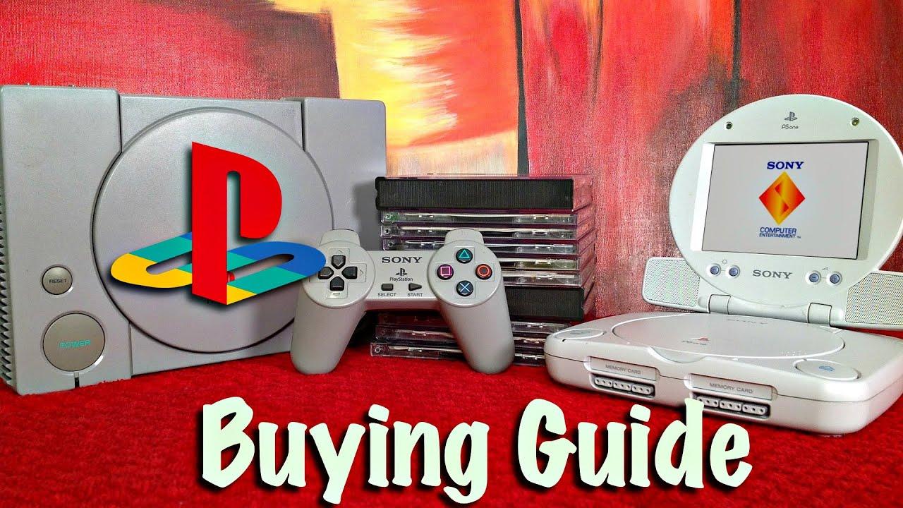 Retro FAQ: Sony PlayStation | OCAU Forums