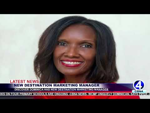 DISCOVER DOMINICA AUTHORITY HAS NEW DESTINATION MARKETING MANAGER