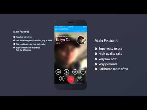 Vinota Cheap Calls - APP Features