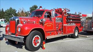Tim Shows Us the Last 1963 Mack B 85 Built With the Distinctive Rockville Cab