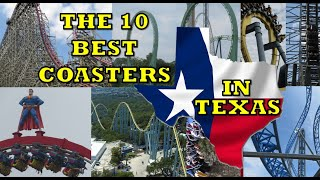 The 10 Best Coasters in Texas