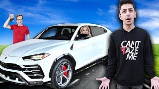 We Stole FaZe Rug's Car, is He the Game Master? (Hidden Quadrant Tracking Device Found Lie Detector)