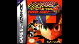 MegaMan Battle Network 4 Red Sun/ Blue Moon: Boss Theme (extended)