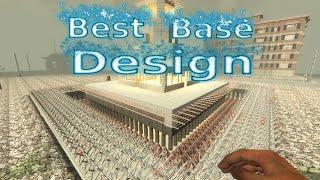 7 Days to Die Alpha 14 Best Base Defense Design