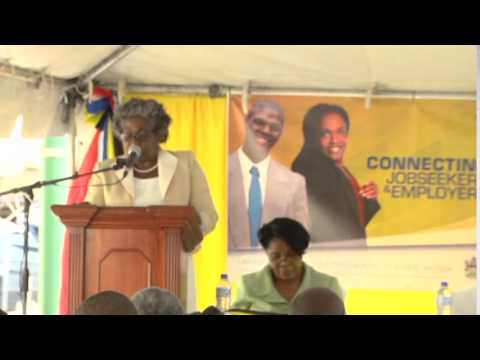 Opening Ceremony for the One Stop Employment Centre (OSEC) - Part 1
