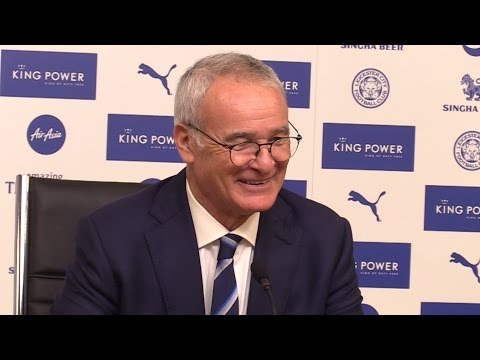 Leicester 4-2 Manchester City - Claudio Ranieri Full Post Match Press Conference