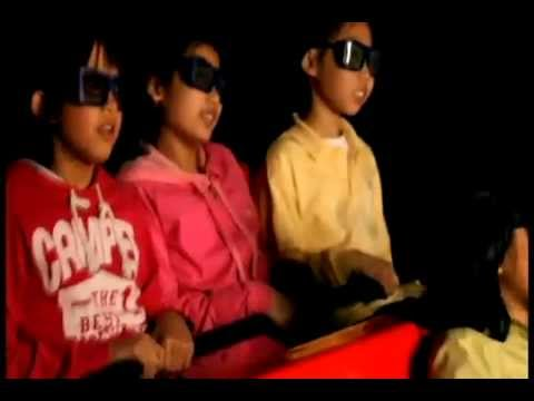 Phim 4D Rider Phương Đông tại lầu 2 Maximart Cần Thơ