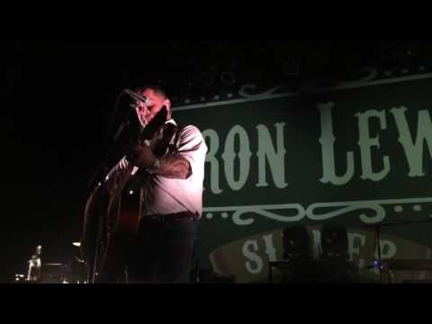 """Aaron Lewis covers """"Time after Time"""" - Salt Lake City, UT"""