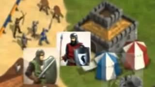 Браузерная игра Война племен Tribal Wars