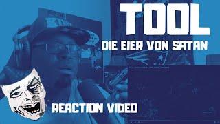 Tool   DIE EIER VON SATAN   REACTION VIDEO
