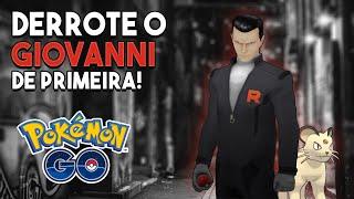 PESQUISA COMPLETA: DICAS PARA DERROTAR O CHEFE DA EQUIPE ROCKET! | Pokémon GO