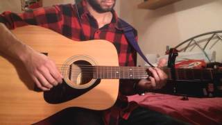 Ben Howard - Old Pine guitar cover
