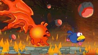 Новая развивающая игра Kikoriki Смешарики Smeshariki Снотворец Сон Кроша