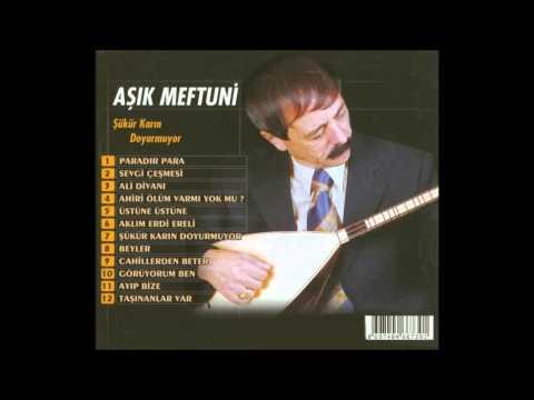 Aşık Meftuni - Ali Divanı (Deka Müzik)