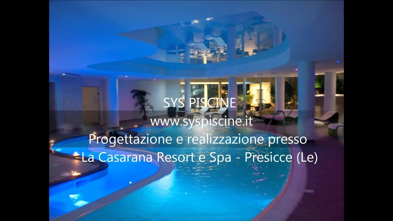 Sys piscine progettazione e realizzazione area wellness for La piscine translation