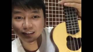 Bùi Công Nam   Tỏ tình ukulele 🤗