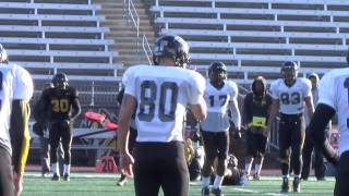 Towson Spring Football Practice Report #5: Derrick Johnson