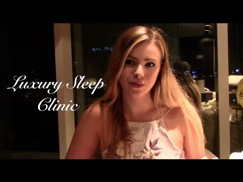 ASMR | Luxury Sleep Clinic with Virtual Reality Dreaming