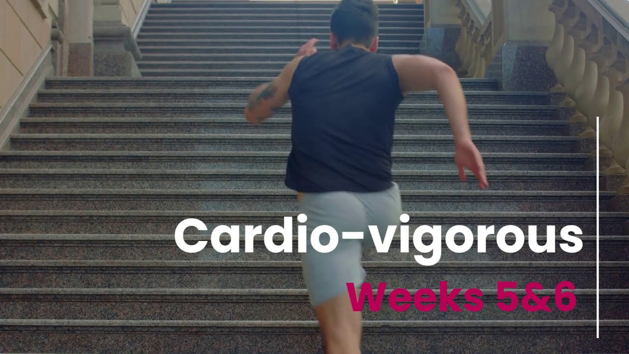 Cardio-Interval - Week 5&6 (mHealth)