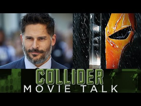 Joe Manganiello Unsure He'll Be Deathstroke In The Batman - Collider Movie Talk